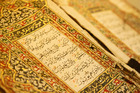 Much of the Quran is quoted in Ayad Akhtar's debut novel, American Dervish, dealing with themes such as the clash between religion and secular society. Photo / Thinkstock