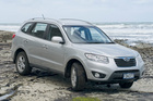Some diesel Hyundai Santa Fe models made between 2009 and 2011 are covered by the recall. Photo / NZHerald