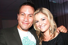 Tamati Coffey and Toni Street have been chosen as New Zealand television's sexiest stars.  Photo / Norrie Montgomery