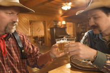 Distilled to keep cowboys warm on the range, JB's bourbons are old favourites with Kiwis, too. Photo / Thinkstock