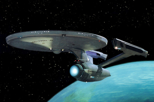 Warp Drive may have been a cool Star Trek concept, but researchers say it could not possibly work. Photo / Supplied