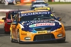 Will Davison and Mark Winterbottom say that despite the Melbourne GP V8 Supercars being a non-championship round, they're still there to win.