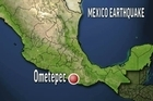 A strong, long 7.4-magnitude earthquake with an epicenter in Guerrero state, followed by an aftershock that shook central southern Mexico, swayed buildings in Mexico City and sent frightened workers and residents into the streets.
