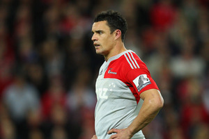 Dan Carter is looking forward to the normality the new stadium signifies. Photo / Getty Images