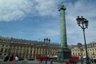 Paris' Place Vendome. Photo / P. K. Stowers