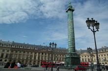 Paris' Place Vendome. Photo / P. K. Stowers
