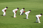New Zealand's cricketers must be focused in the final test against South Africa. Photo / Getty Images