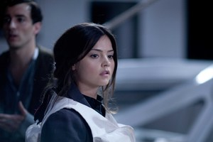 Jenna Louise Coleman is the newest face on Dr Who. Photo / Supplied