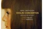 Berg & Beethoven: Violin Concertos (Harmonia Mundi)