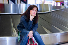 Airport carousels are fascinatingly dull. Photo / Thinkstock