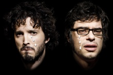 Pre-sale tickets to Flight of the Conchords shows have sold out in minutes. Photo / supplied