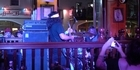 Watch: SXSW: Cairo Knife Fight live at B.D.Riley's