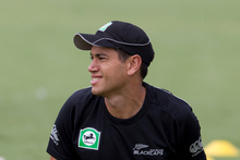 Ross Taylor says the Basin Reserve is one of his favourite grounds. Picture / Brett Phibbs
