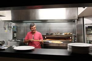 Alejandro Escalante, an Argentinian, knows Italian food. Photo / Sandra Mu/Getty Images