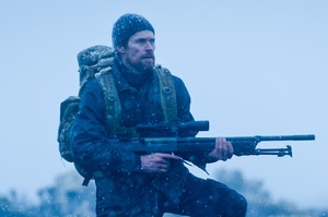 The Hunter starring Willem Dafoe. Photo / Supplied
