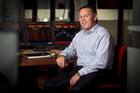Mike Houlahan co-founded foreign exchange firm Tuatara in 1991. Photo / Natalie Slade