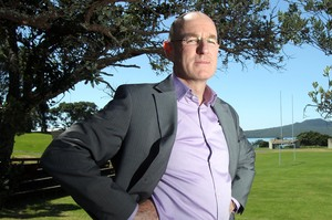 Devonport-Takapuna local board chairman Chris Darby. Photo / Janna Dixon