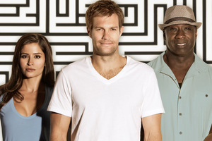 TV show The Finder. Photo / Supplied