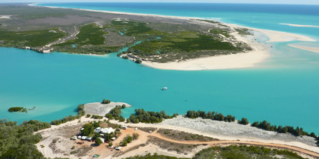Willie Creek in Western Australia is one of the thriving pearl farms on the Kimberly Coast. Photo / Supplied