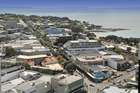The Takapuna Central Business District. Photo / Supplied