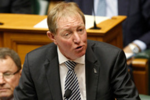 Nick Smith's resignation was accepted by the prime minister this afternoon. Photo / NZ Herald