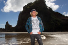 Locals such as surfer Zen Wallis acknowledge the educational benefit of the TV show Piha Rescue. Photo / Richard Robinson