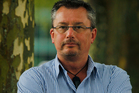 Disgruntled Ex Hamilton City Council employee Bob Brown. Photo / Christine Cornege