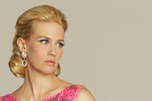 January Jones as Betty Francis from the series Mad Men. Photo / Supplied