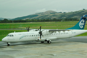 Air New Zealand has grounded its regional ATR fleet for inspections. Photo / Supplied