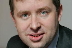 Alan Joyce. File photo / Simon Baker