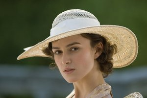 Supplied by Paramount pix of Keira Knightley in the film Atonement for timeout Keira Knightley (Cecilia) on the set of Atonement. NZH 5oct07 - TIM 7feb08 - CHR 30Dec10 - Gone with t