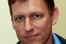 Peter Thiel will likely have to wait a decade before he sees a return on his $15 million investment. Photo / Brett Phibbs 