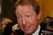 Former ACC Minister Nick Smith. Photo / NZ Herald