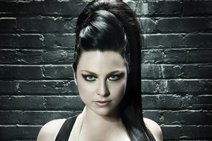 Amy Lee has been the only constant of Evanescence through multiple line-up changes. Photo / Supplied