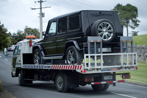 Vehicles worth $6 million were seized from Kim Dotcom. Photo / Natalie Slade
