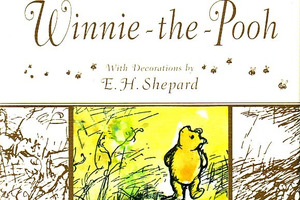 Jenny McLeod loves A.A. Milne's Winnie the Pooh books. Photo / Supplied
