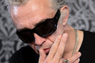 Alabama 3 front man Larry Love. Photo / Supplied