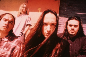 Shihad in the early days. File photo / Supplied by Wildside Records