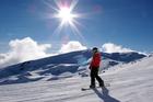 Cardrona skifields.  Photo / Doug Sherring