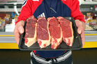 Red meat has not fared well in the latest American study. Photo / APN