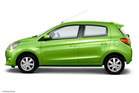 Mitsubishi Mirage. Photo / Supplied