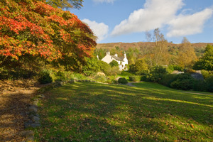William Wordsworth spent almost  half his life at Rydal Mount. Photo / Cumbria Tourism