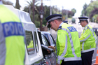 The driver did not co-operate after he was breath tested. Photo / File