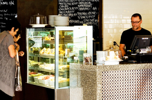 Shore Road Cafe in Remuera has scored a 5/5. Photo / Babiche Martens