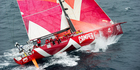 View: Camper continues with Volvo Ocean race