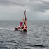 Camper departs for Leg Five of the Volvo Ocean Race. Photo / Chris Cameron 