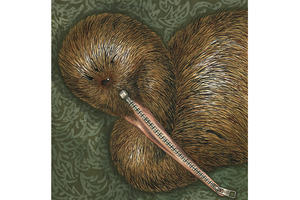 What, ask for a bigger share? Sorry, but that just isn't the Kiwi way of doing things. Illustration / Anna Crichton