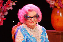Dame Edna Everage is being retired by her creator, Barry Humphries. Photo / Supplied