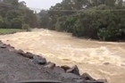 nzherald.co.nz readers send in their footage as heavy rain and high winds lash the Northland region of New Zealand.