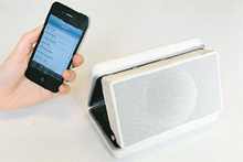 The Geneva XS portable sound system is at the pricier end of the scale but it's versatile and sounds good enough for home use when you're not jet-setting. Photo / Supplied